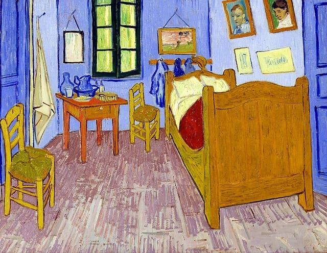 Location saisonnière chambre Vincent Van Gogh